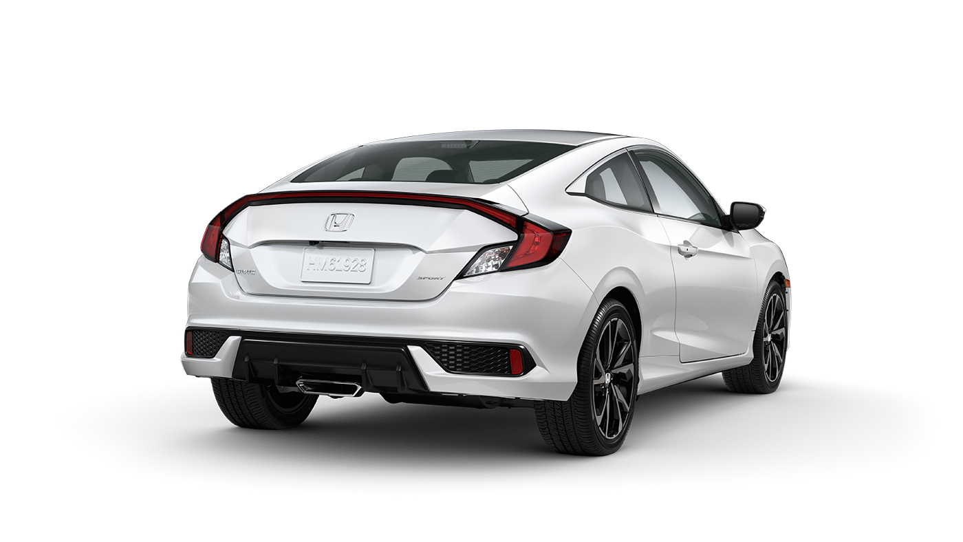 Civic coupe 2019