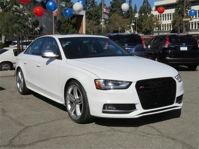 Used 2014 Audi S4 For Sale near Downey, CA | New Century Honda