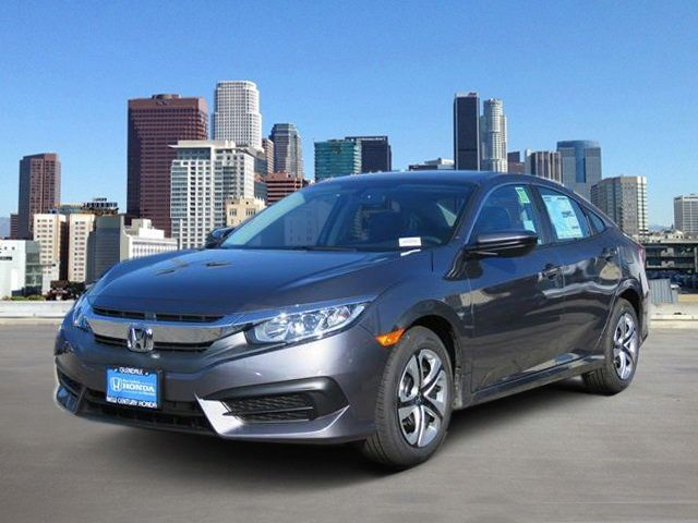 El Monte Honda >> New 2018 Honda Civic Sedan For Sale Near El Monte Ca New