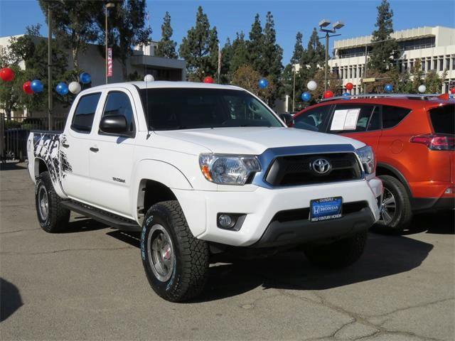 2013 Toyota Tacoma For Sale >> Used 2013 Toyota Tacoma For Sale Near Downey Ca New